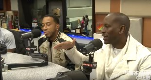 Tyrese & Ludacris stops by the Breakfast Club for The Fate of the Furious