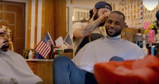 The Shop Featuring LeBron James, Draymond Green, 2 Chainz And Guests (Video)