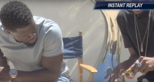 Kevin Hart gets pranked by Jibrizy (Video)