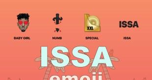 New Emojis From 21 Savage and Emoji Fame