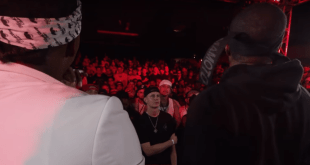 Rap Battle: Mickey Factz vs Daylyt - #MASS3