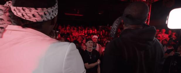 Rap Battle: Mickey Factz vs Daylyt - #MASS3