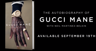 The Autobiography of Gucci Mane (Available 9/19)