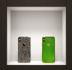Brikk Releases New Lux iPhone X Designs: Celestial and Royal Jade Editions