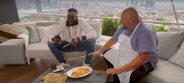 2 Chainz Ballin' Out on a $2K Brooklyn Brunch