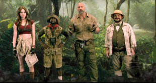 Amazon Prime Members get an Early Showing of Jumanji before it comes out