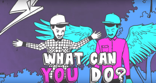 Blu & Exile - Sold The Soul (Animated Lyric Video)