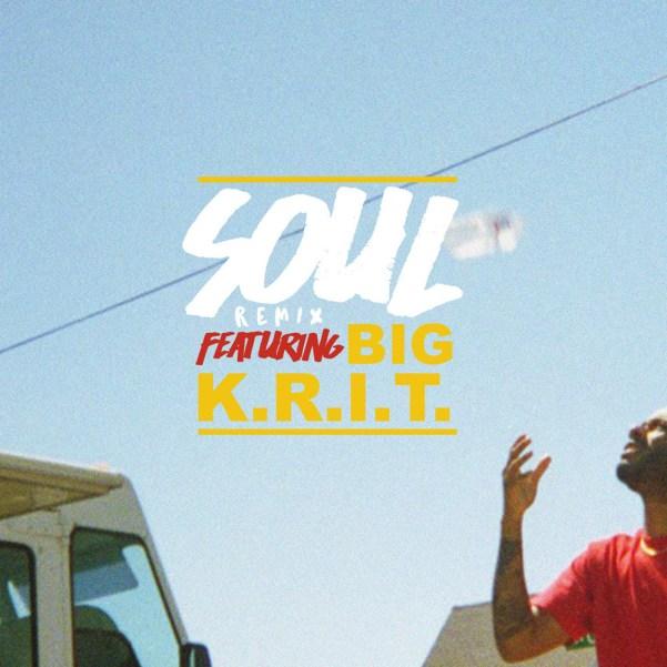 Caleborate featuring Big K.R.I.T. - Soul Remix (Audio)