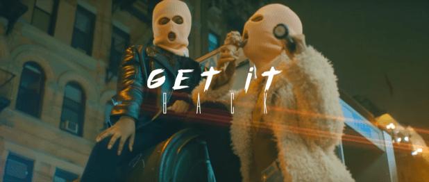 Corey St. Rose - Get It Back (Video)