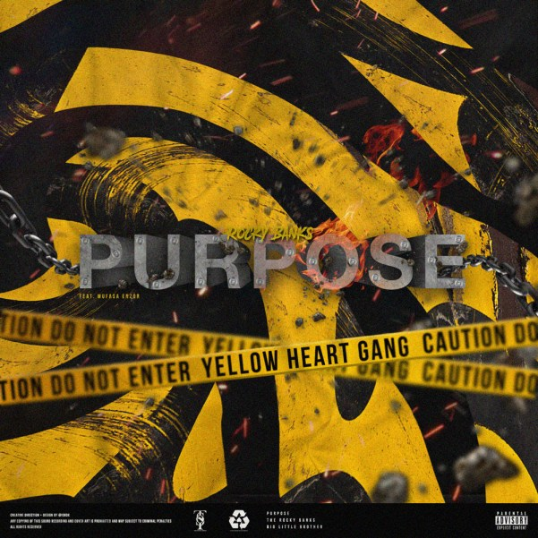 Rocky Banks ft. Mufasa Enzor - Purpose (Audio)