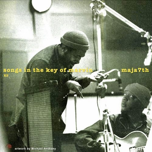 Maja7th x Marvin Gaye - Songs In The Key Of Marvin