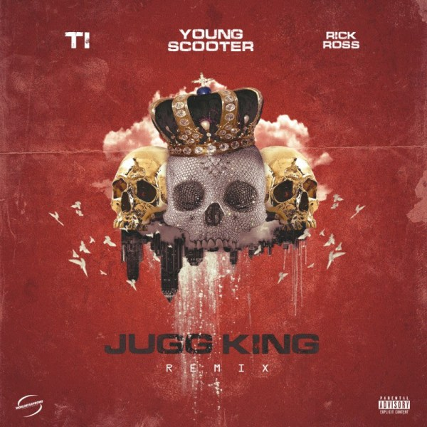 Young Scooter featuring Rick Ross & T.I. - Jugg King Remix (Audio)