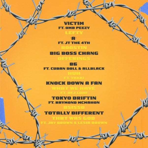 Nef The Pharaoh - The Big Chang Theory (Album Stream) back
