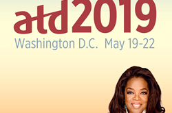 Oprah Winfrey to Deliver Opening Keynote Presentation at ATD 2019