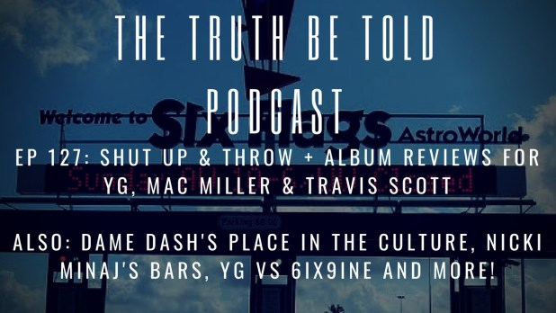 episode 127 truth be told podcast