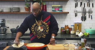 How To Make Hennessy Shrimp 3 Ways with Meyhem Lauren (Video)