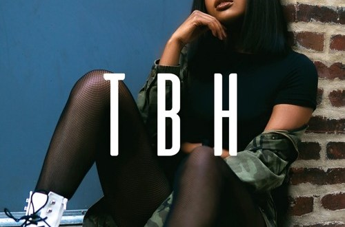 R&B singer Geron isn't worried about the haters on her new track 'TBH'