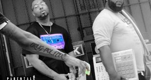 Precyce Politix & D.R.U.G.S Beats - Drug Politix (Album Stream)