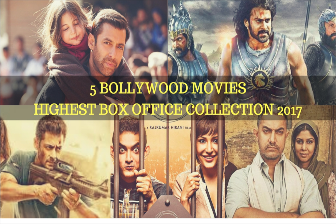 5 bollywood movies with highest box office collection 2017 - Top bollywood movies box office collection ...