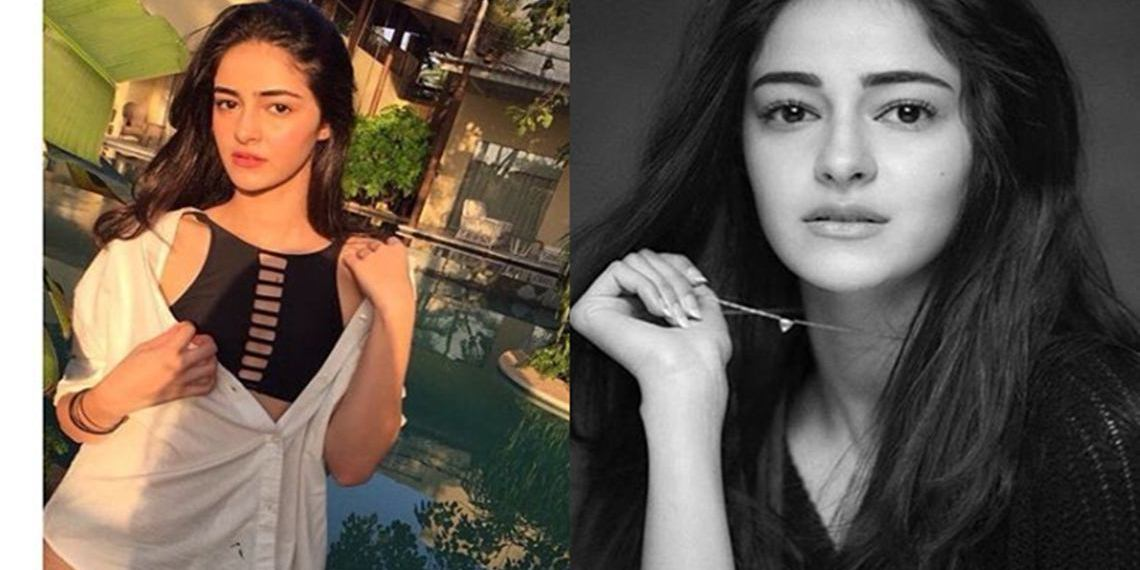 Gorgeous Ananya Panday Latest Pics