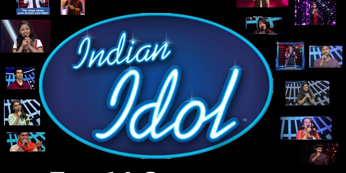 Indian Idol 2018 Contestants