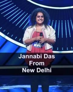 Jannabi Das, New Delhi