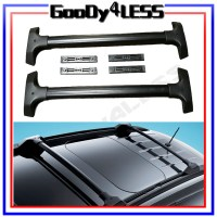 09-15 CHEVY Traverse OE Factory Style Black Carrier Roof ...