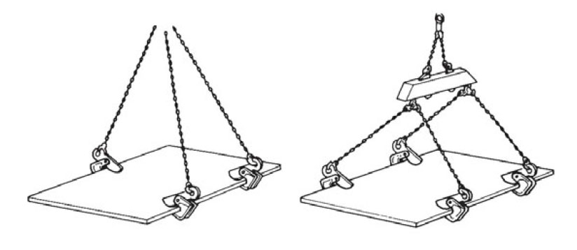 Iron Clamp Drawing. Push Pull Toggle Clamps With Iron