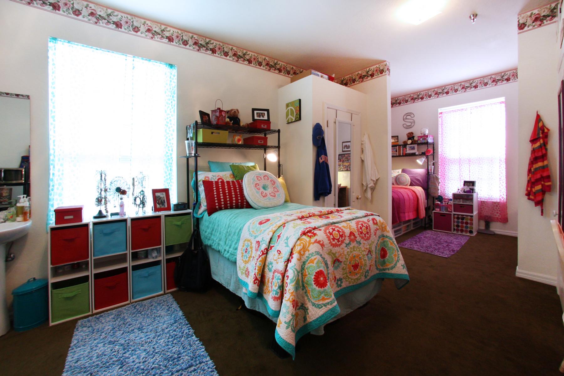 Triple Dorm Room  Ivy House  Best UF Freshman Options