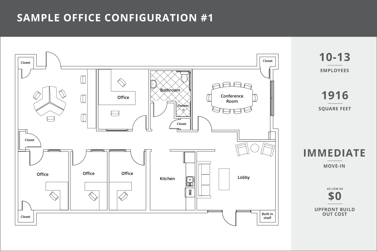 Office Space for Rent in Gainesville