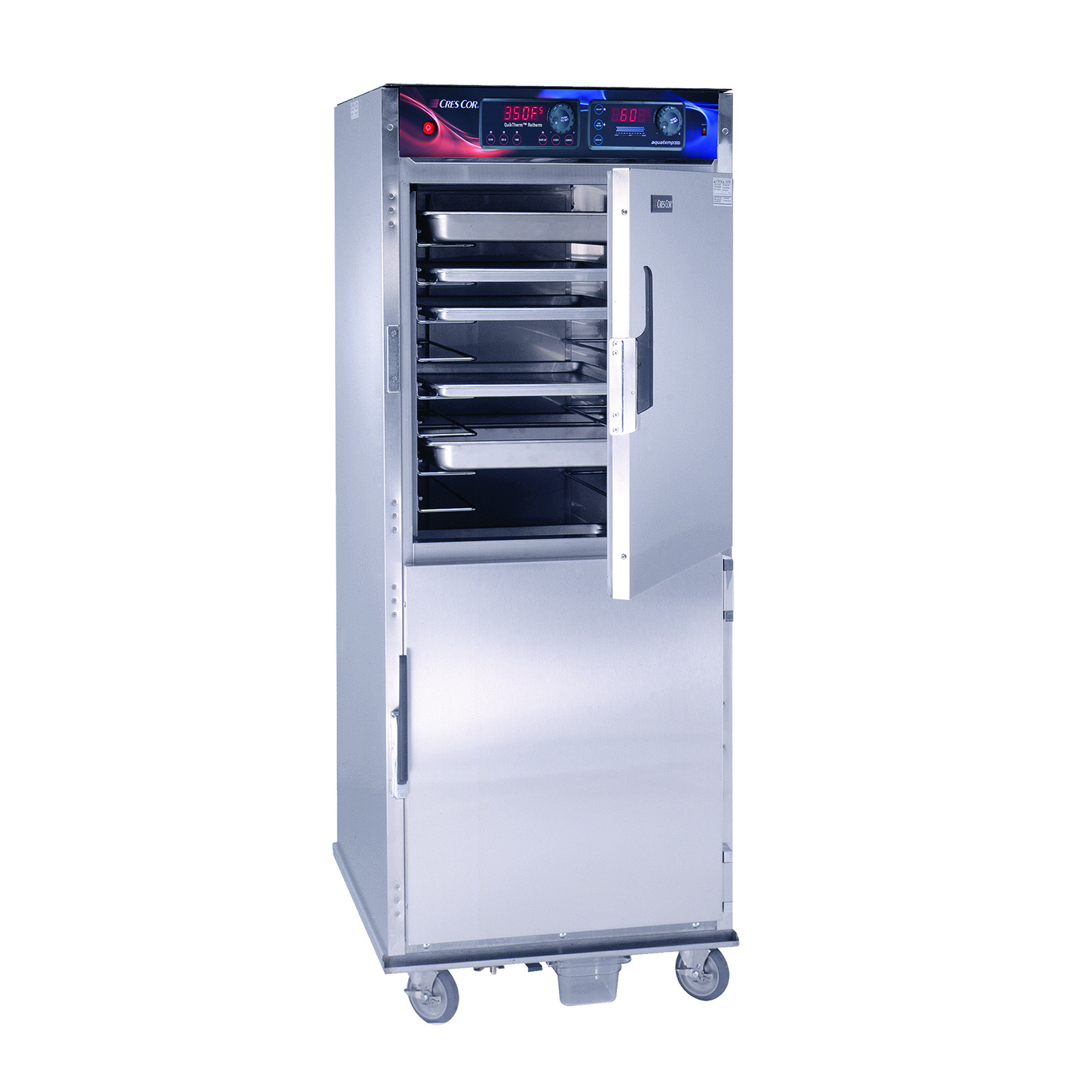Cres Cor  Mobile Foodservice Racks Cabinets