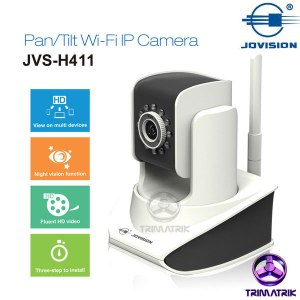 Jovision JVS H411 Wireless IP Camera Bangladesh Trimatrik