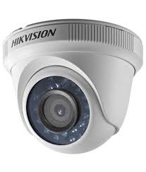 Hikvision DS 2CE56C0T IR HD 720P Indoor IR Turret Camera HIKVISION THC-T110-P 1MP EXIR Turret Camera