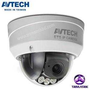 AVTECH AVM542 Bangladesh Trimatrik, Avtech AVM553 2MP Motorized Bullet Network Camera
