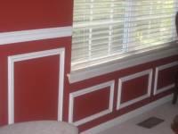 Chair rail & shadow boxes - Trim Craft, Inc.