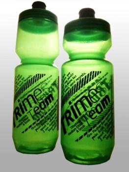 Trimes.org water bottles come in 22 and 26 oz sizes.   Les bidons Trimes.org sont disponibles en format 22 et 26 oz.