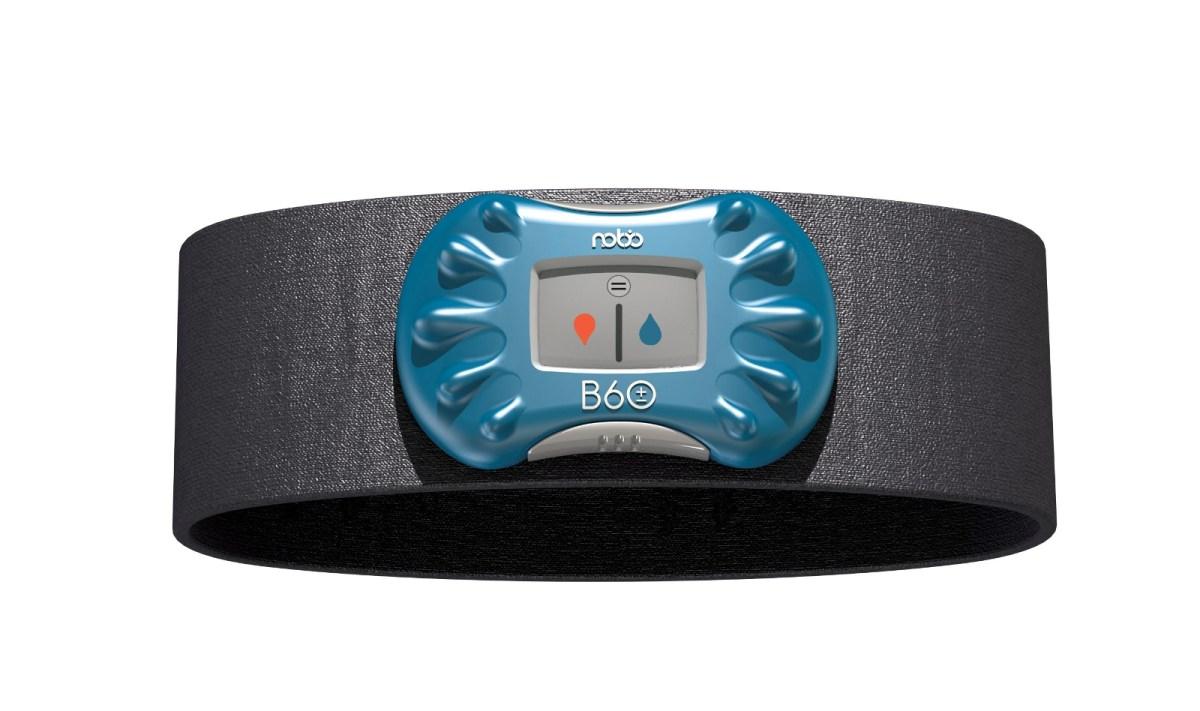 l avenir b60 de nobo un capteur pour connaitre son niveau d hydratation. Black Bedroom Furniture Sets. Home Design Ideas