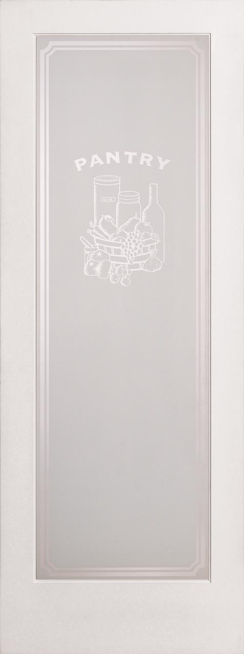 Pantry French Door Trimlite