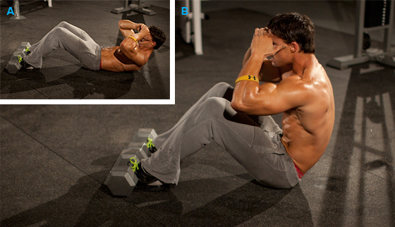 Want Abs Try These 30 Amazingly Effective Ab Exercises