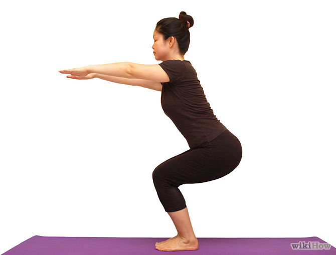 9 Yoga Exercises To Get Your Thighs And Hips In Shape