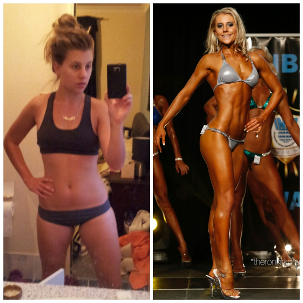 20 female weight loss before and afters ending in ripped 6 pack abs