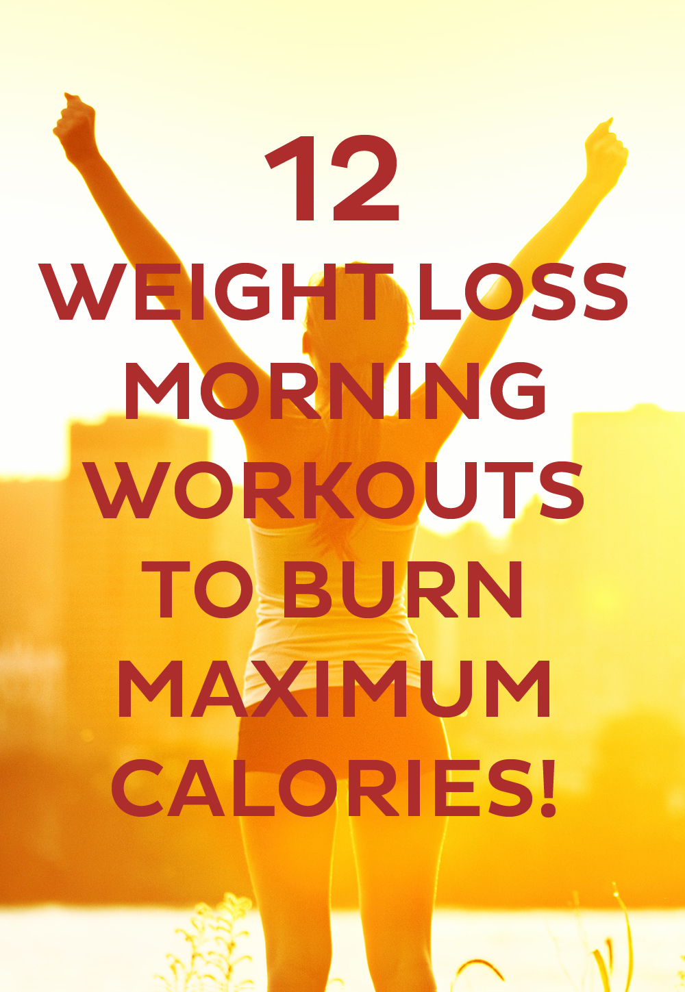 weight loss morning workouts