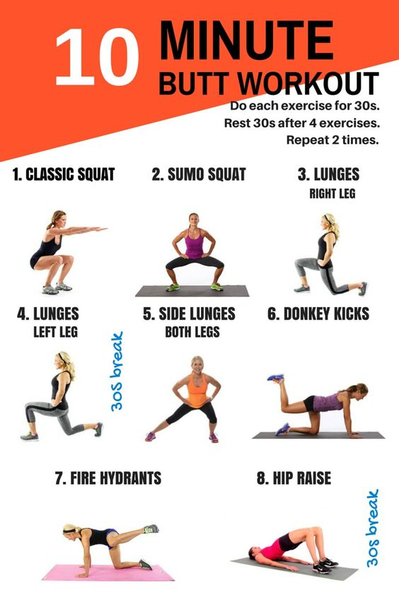 21 Fat Burning Workouts That Will Help You Lose Weight In ...