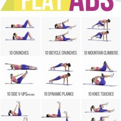 Sofa Parts Names Indoor Swing Uk 23 Intense Ab Workouts That Will Help You Shed Belly Fat ...