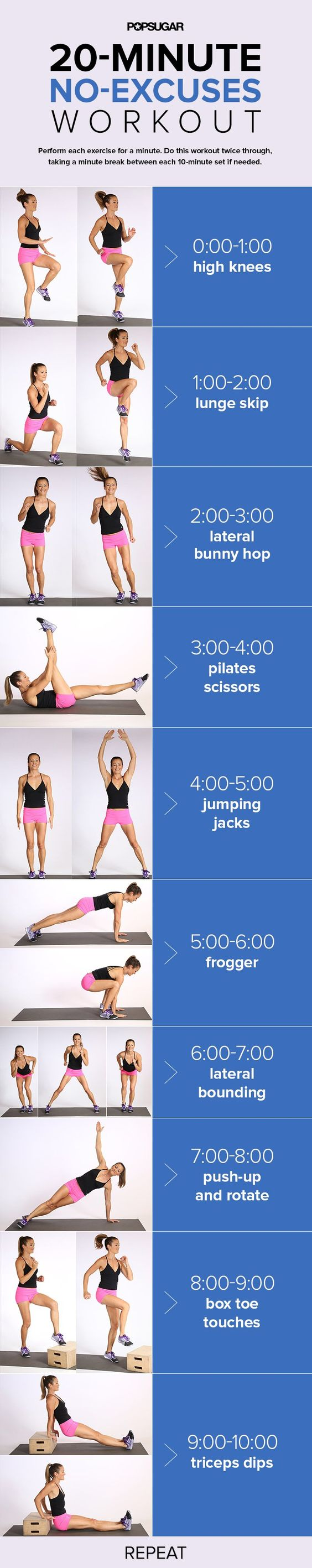 Circuit Training Workout To Blast Fat And Get Lean