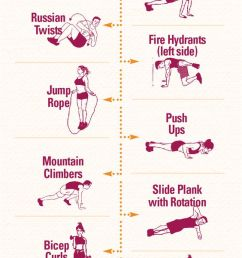 30 minute boot camp workout [ 564 x 2093 Pixel ]