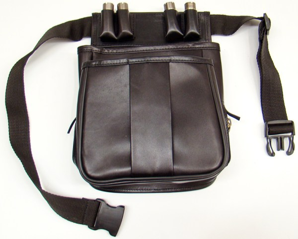 Leather Shell Pouch Tr Imports
