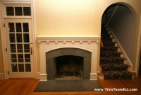 Fireplace Mantels | Trim Team NJ  Woodwork, Fireplace ...