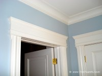Door Frame Decorative Molding