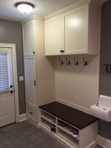 Mudroom & Laundry